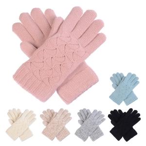 JG614P Double Layered Winter Gloves (DZ)