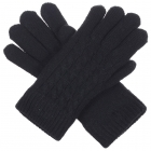 JG622 Double Layered Gloves, Black
