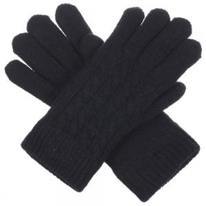 JG622 Double Layered Gloves, Black