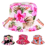 JH618 Floral Bucket Hat