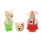 EFAN1111K Teddy Bear Portable/Rechargeable Fan