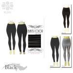 KL055/KL056 Skirt Leggings