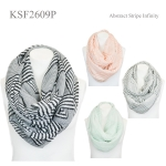 KSF2609P Abstract Stripe Infinity