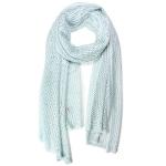LOF481 Mesh Crochet Edge Oblong, Mint
