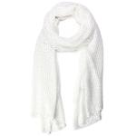 LOF481 Mesh Crochet Edge Oblong, White