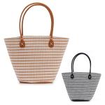 LOA027 Striped Beach Bag (Tote)