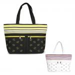 LOA044 Ancohr & Stripe Tote Bag(Tote)