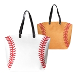 LOA062 Baseball Tote Bag