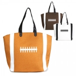 LOA063 Football Tote Bag