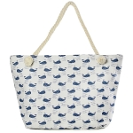 LOA080 Mini Whales Beach Bag