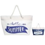 LOA090 Hello Summer Beach Bag