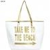 LOA094 Lettering Tote Bag
