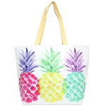 LOA100 Pineapple Tote Bag