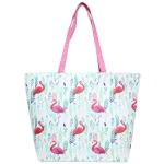 LOA107 Flamingo Tote Bag