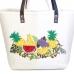 LOA112 Fruit Straw Tote Bag