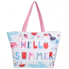 LOA124 Hello Summer Tote Bag