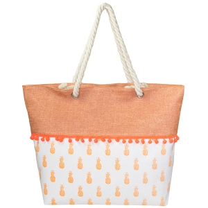 LOA128 Mini Pineapple Tote Bag