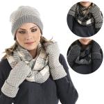 LOF185 Hat-Gloves Infinity Set