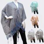 LOF220 Cotton Lace Trim Cover Up