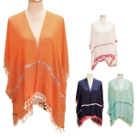 LOF277 Mini Tassel Cover Up
