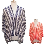 LOF288 Stripe Cover Up