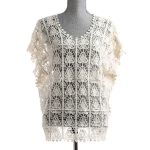 LOF295 LACE COVER UP