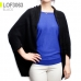LOF3063 KNITTED SHRUG WITH SLEEVE