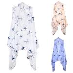 LOF460 Starfish Print Vest
