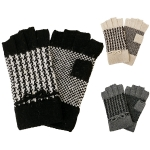 LOG007 Fingerless Gloves