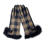 LOG049 Plaid Smart Glove