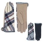 LOG073 Plaid Smart Glove