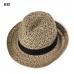 LOH041 Lace Mesh Fedora Hat