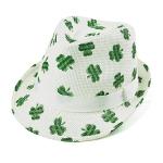 LOH061 St. Patrick's Day Fedora