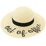 LOH123 Out of Office Floppy Hat