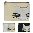 M1 Cat Clutch Bag