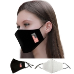 S-31 American Flag Cotton Fashion Mask (12Pcs)
