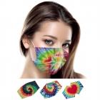 S-64 Multi Tie-dye Pattern Reusable Mask (1DZ)