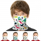 S-69A [Kids] UV Protection Face Cover Neck Gaiter -1DZ