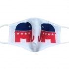 S-72 Elephant Pattern Reusable Mask (1DZ)