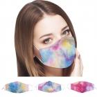 S-98 Watercolor Tie-dye Pattern Reusable Mask (1DZ)