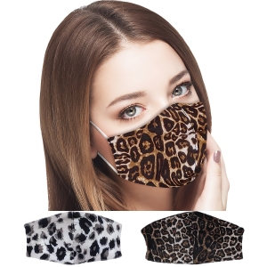 S-99 Multi Animal Pattern Reusable Mask
