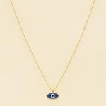 NA-113 Third Eye Charm Necklace, BU