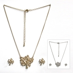 NS2625 LIFE OF TREE NECKLACE SET