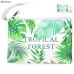 PCH104 Tropical Forest Pouch