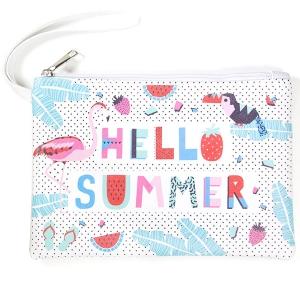 PCH109 Hello Summer Pouch