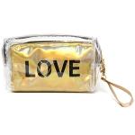 PCH137 2PCS Set Love Pouch, Gold