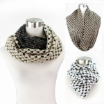 PCH5063 Colored Woven Knit Infinity