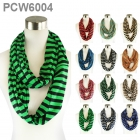 PCW6004 Cape May Stripe Infinity Scarf