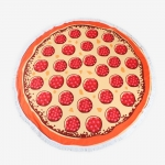 KK240-113 ROUND BEACH TOWEL MAT