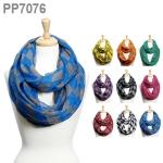 PP7076 DIAMOND SHAPE PRINT INFINITY